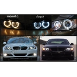 Becuri BMW E90-E91 Angel Eyes 6W